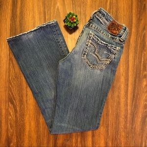 "Big Star ""Maddie"" Mid-Rise Bootcut Size 27"